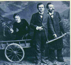 The (in)famous photo of Salome, Ree and Nietzsche