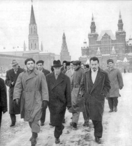 Che in Red Square
