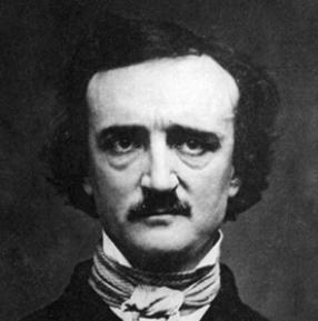 Edgar Allan Poe, only days after his suicide attempt, 1848
