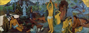 "Gauguin's ""Where Are We Going?"""