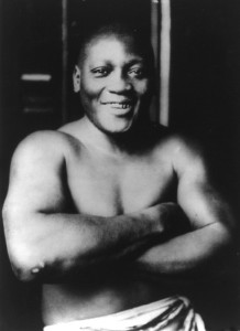 Jack Johnson, The Galveston Giant