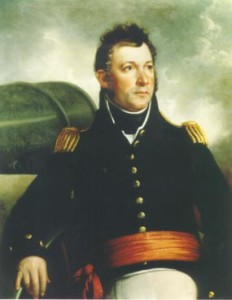 General George Armistead, commander of Fort McHenry