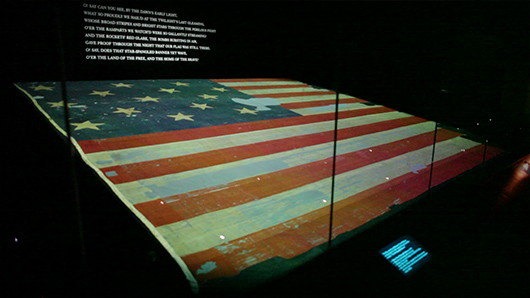 the significance of the star spangled banner on the american people On the fourth of july, americans who celebrate with myriad renditions of the star-spangled banner may well know that the lyrics were the handiwork of francis scott key, who composed his.