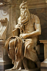 Moses, St. Peter in Vincoli