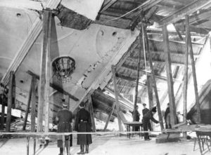Burgerbraukeller, After Explosion